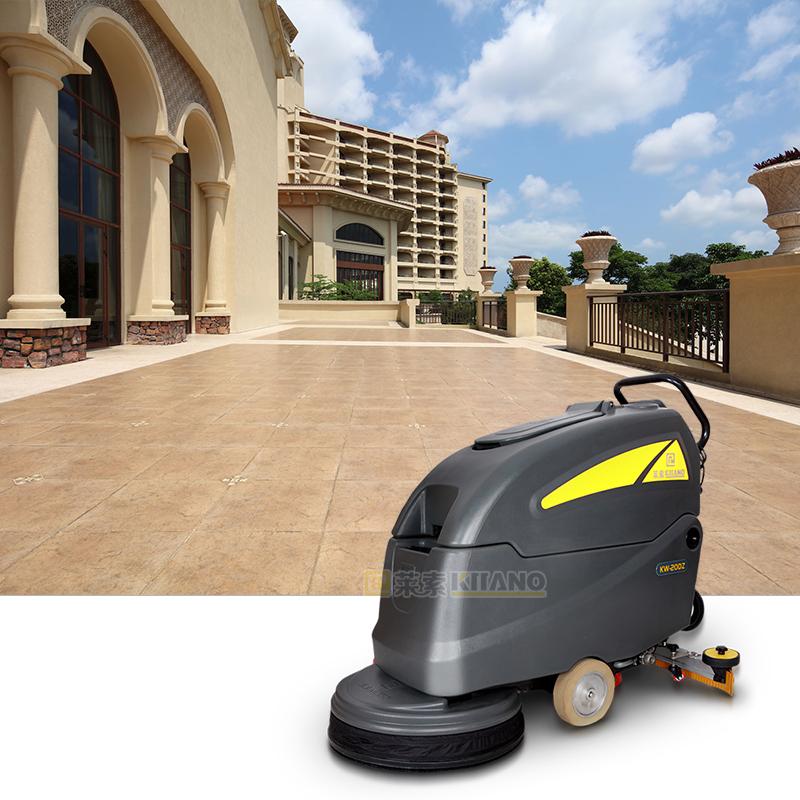 Kw 20ds Electric Floor Scrubber Dryer Supplier View Floor Scrubber