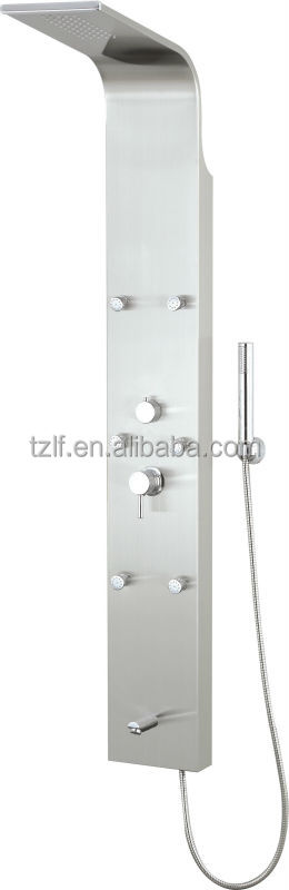Powerful pressure shower column CF-8005