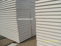 CE&ISO approved Building Construction Material EPS Material Prefabricated Interior Wall Panels