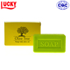 ISO Certification Hotel Natural Oilve Oil Toilet Skin Whitening Bath Soap