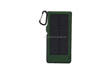 Solar Cellphone Charger 10000mah Fast Solar Power Bank for Smartphone