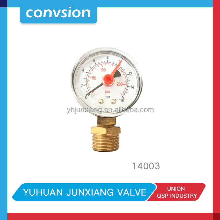 JUNXIANG 14003 differential water pressure gauge