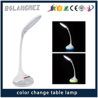 2015 best christmas gifts Environmental soft KT1 3-grade brightness konlison led desk lamps