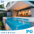 PG Transparent Acrylic Panel for Swimming Pool