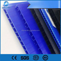 factory conductive pp plastic material for adversting
