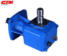 hot sale 1:1.71 ratio lawn mower gearbox