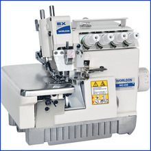 WD-958 Computerized Overlock Sewing Machine Auto Trimmer Industrial Sewing Machine For Shoes Japanese Sewing Machine