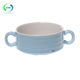 High quality fine liquid white dessert bowls for saucer /breakfast