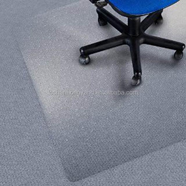 Antistatic Office Chair Pad / Studded Chair mats , 1200 x 1200 thinckness 2.2