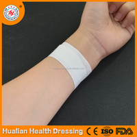Soft rayon fabric cloth surgical tape use for securing bandages around wounds