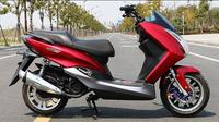 new 150 cc cars scooter motorcycle SMAX factory sale