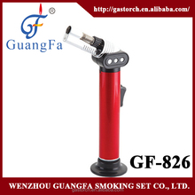 2015 hot selling butane powered micro gas torch GF-826