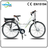 Top load king E cycle E road electric bike on sale
