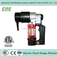 railway wrench equipments electric bolt tightening machine 1500NM