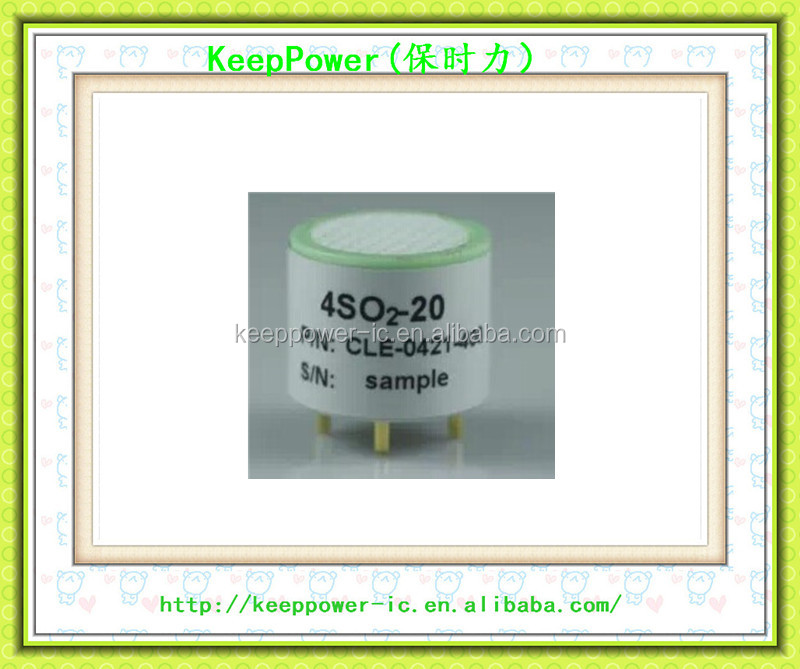 4SO2-20 4SO2-2000 7SO2-20 Sulfur dioxide SO2 electrochemical sensor range 0-20 PPM, 0-2000 PPM> New & Original