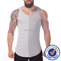 Hot sale sport stringer fitness clothes men gym/Mens Tank Top