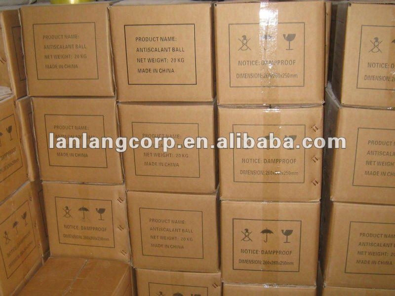 Antiscalant Water Treatment Sodium Polyphosphate Formula