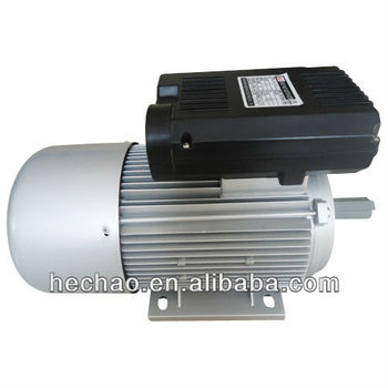 2013 hot sale Dual-Capacitor Electric singel phase motor