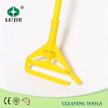Good price collapsible cotton plastic customized handle head mop