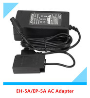 For Nikon Digital Camera En-El14 Battery Replacement,Eh-5 Eh-5A With Ep-5A Replacement Ac Adapter Kit EH-5A/EP-5A AC Adapter