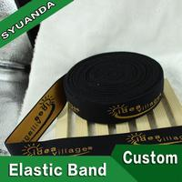 Shiny Jacquard Elastic Bands for Boxer Briefs
