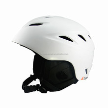 In-mold Ski And Motorcycle Safety Helmet For Dual Use Adult Skiing