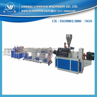 China Manufacturer pvc cable trunk production line for city Construction