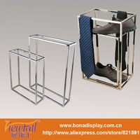 retail metal scarf rack display for store BN-1910