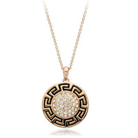 China Vintage Alloy Jewelry Necklaces With Diamonds for champion, top quality champion jewelry
