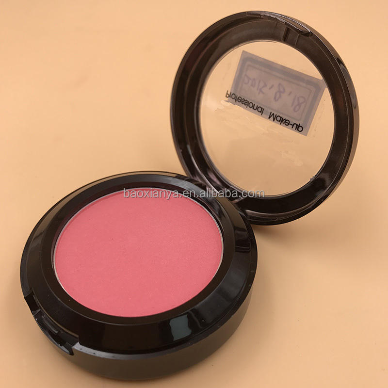 NO Logo No Label OEM ODM Highligher Waterproof Makeup eyeshadow and blush