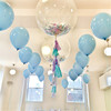36 Inch Beautiful Giant Confetti Balloons