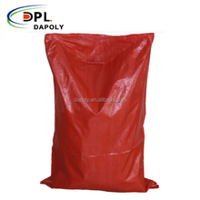 Chinese cheap price new virgin pp material plastic poultry animal feed food bags