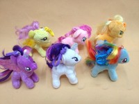 Wholesale My little pony plush toys horse plush toys animals decoration toys