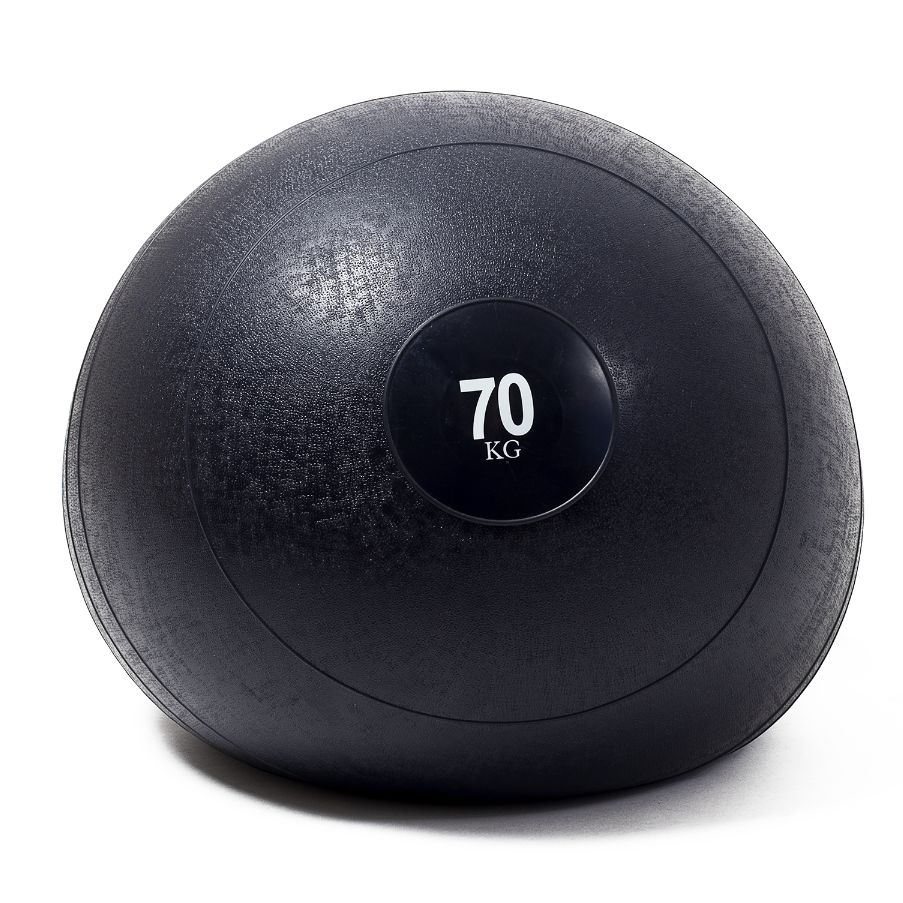 No Bounce Design Plyometric Core Training Easy Grip 70kg Slam <strong>Ball</strong>