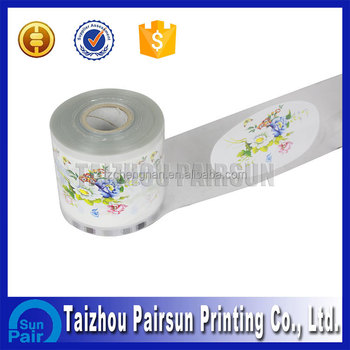 High quality Hot blank sticker paper roll