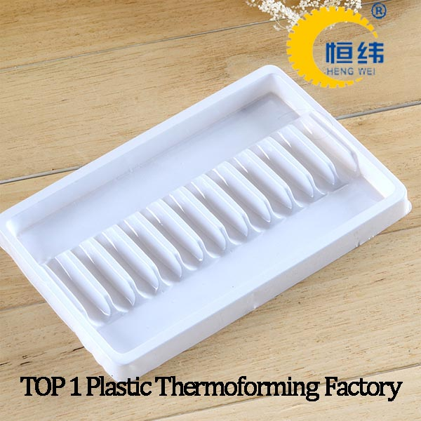 Factory Price disposable medical plastic trays for vial