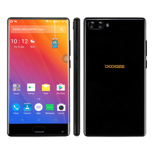DOOGEE MIX 5.5 inch Octa Core Android 7.0 Nougat Fingerprint Unlock 64GB ROM 6 GB RAM Mobile phone