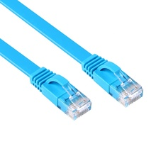 amazon hot sale cat5e Cat 6 Ethernet Cable flat <strong>Network</strong> cables Cat6 patch cord Computer cable with Rj45 Connectors for Router