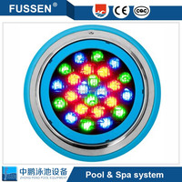 12v rgb 1-30w par56 swimming pool led underwater light ip68
