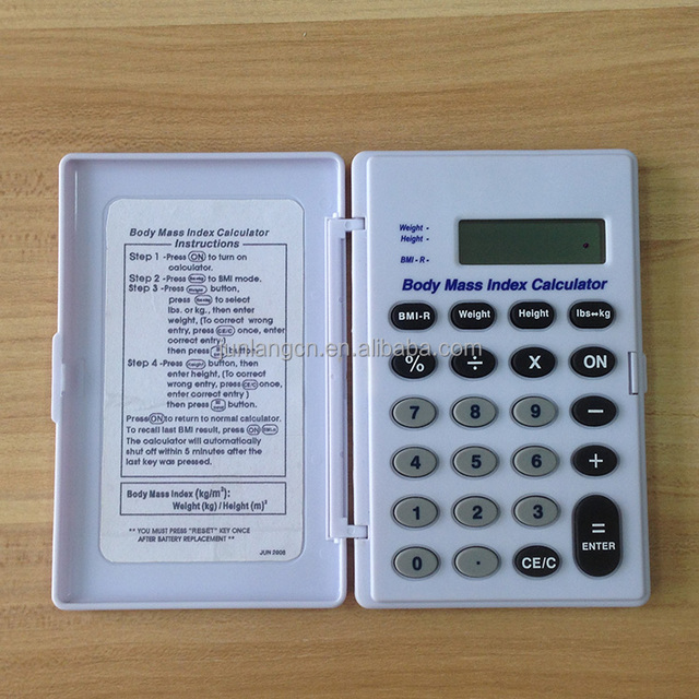 High Quality BMI Calculator for Health Gift
