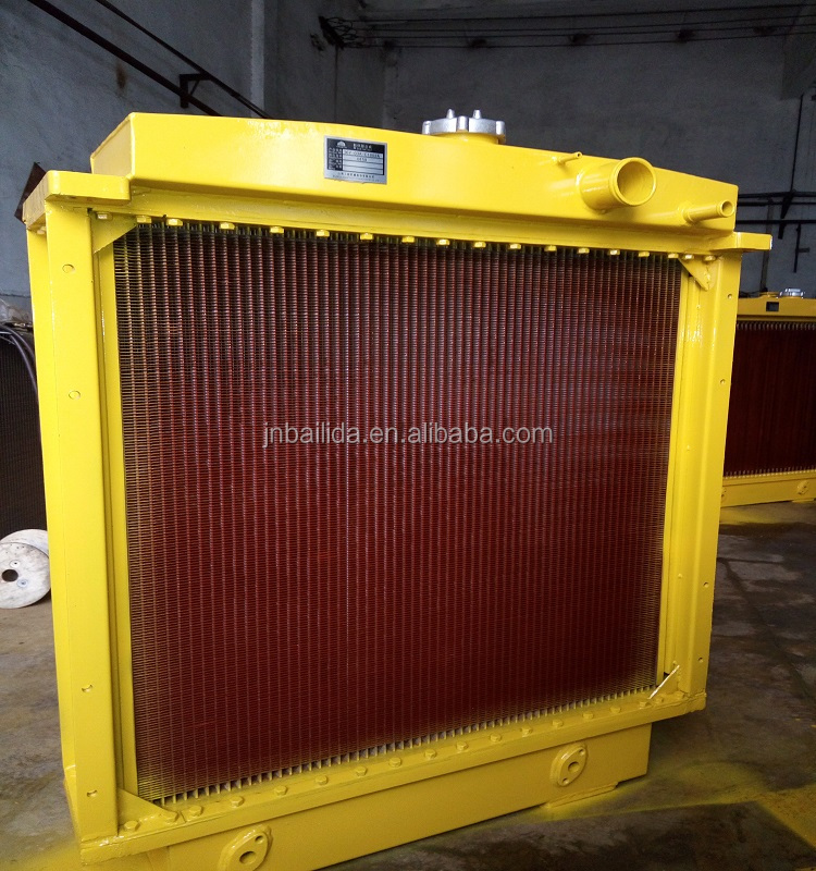 Construction machinery bulldozer parts SD16 radiator 16Y-03A-03000