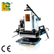 china supplier Desktop Pneumatic Embossing Machine TH-824 for t-shirt, jeans, leather