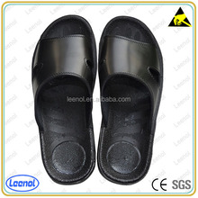 Hot Sale Antistatic Man Cleanroom ESD SPU Slippers for Industrial use