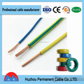 BV wire cable,electrical kablo,green yellow ground wire