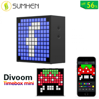 Divoom Timebox Mini Portable Sleep Aid