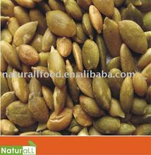 Salted pumpkin seeds