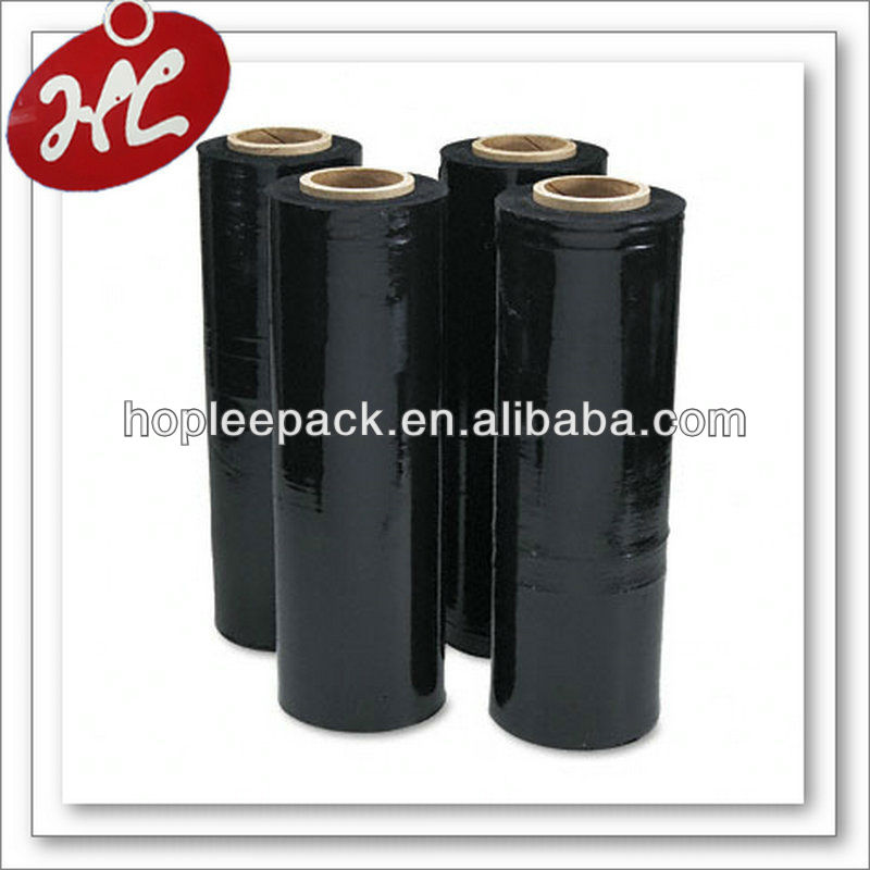China factory black stretch film for pallet wrap [Save more]