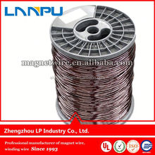 ISO Approved dc motor winding wire for sale by Chinese Manufacturer