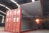 Hydraulic System Wingspan Container for Shop/Home/Coffee Bar/Club
