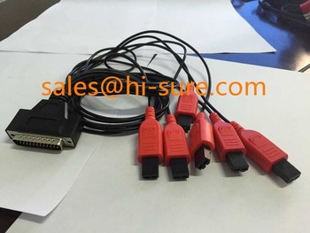 DB15P to Injection nozzle cable for Gasoline Car 6 adapters